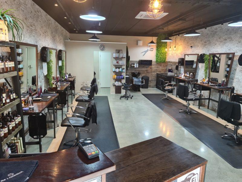 HKM Haircuts Salon