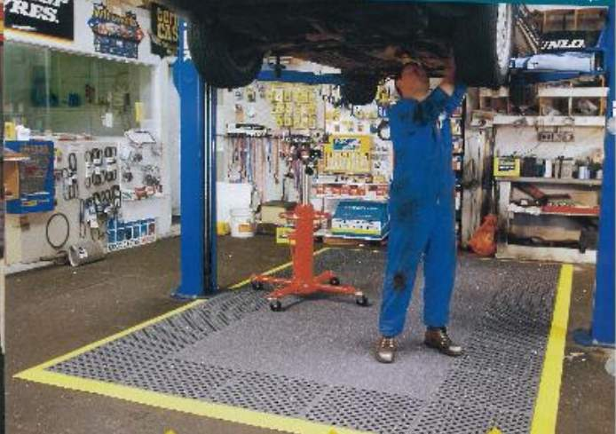 WOF inspection platform