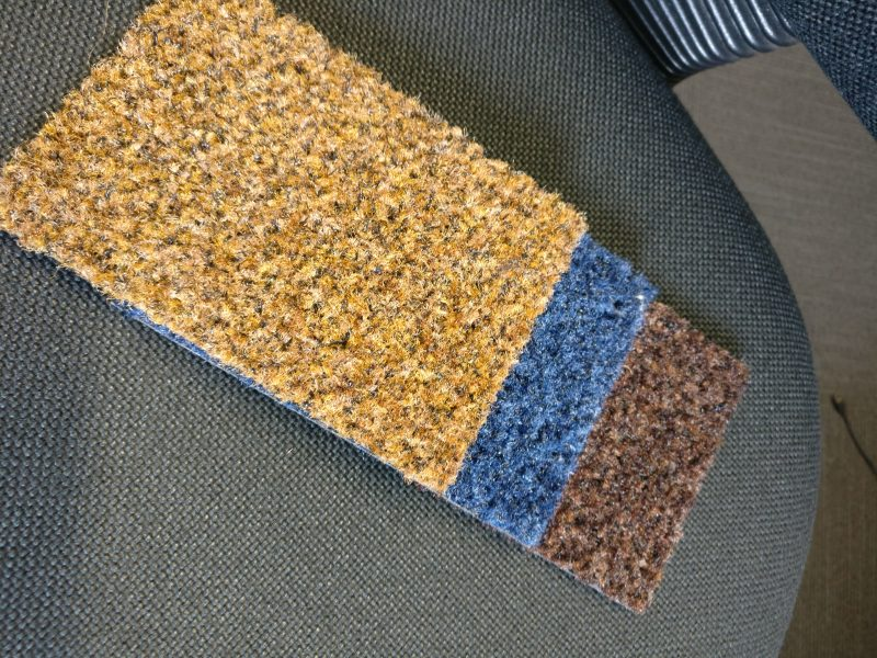 Zeno Protect Carpet Colour Options