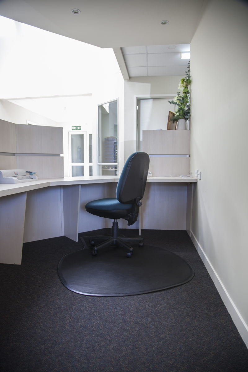 Office Chairmat Rubber