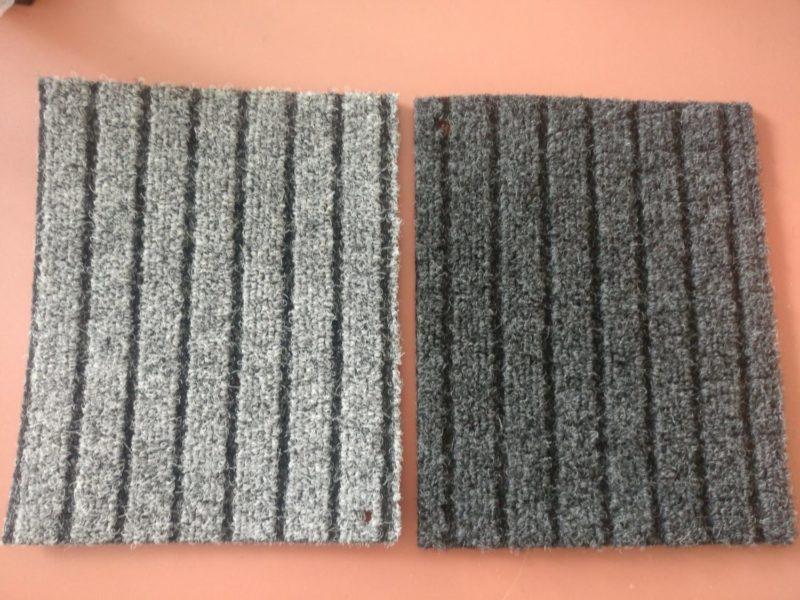 Broad Rib Carpet Colour Selection