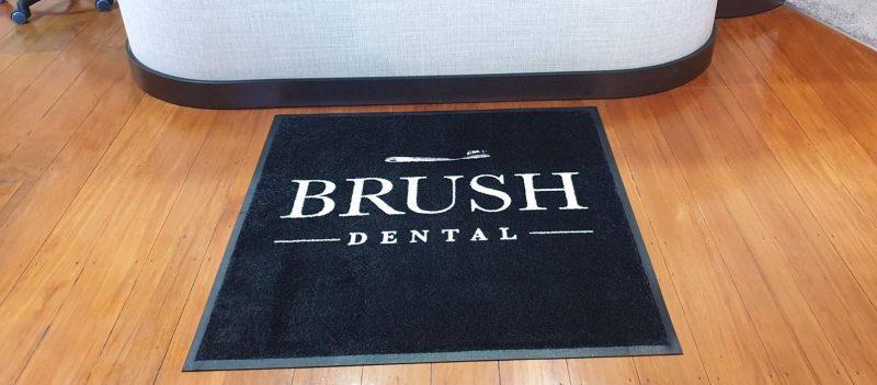 Brush Dental Reception Desk