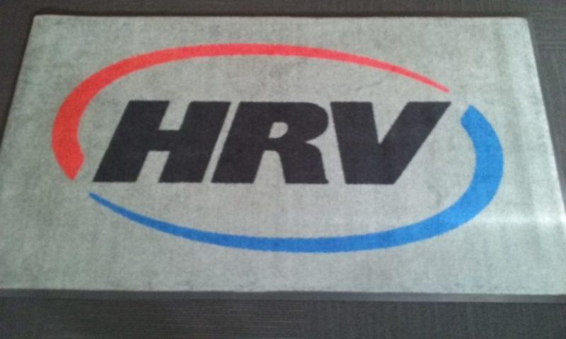 HRV Logo Mats