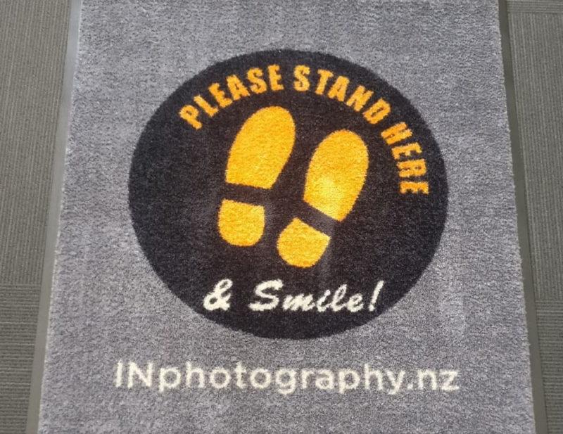 In Photography prestige logo