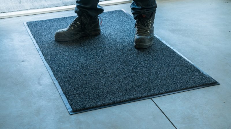 Heavy Duty Scraper Mat