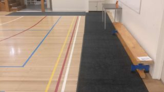 Gym Floor and Library Mats