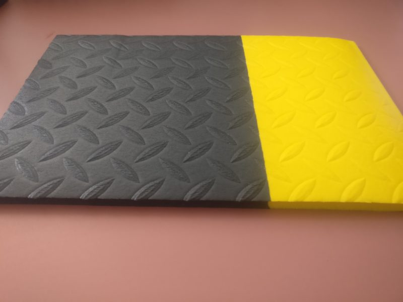 10mm thick foam matting