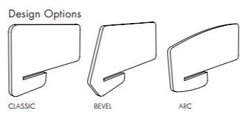 3 cove designs