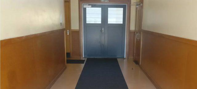 Morrinsville College school corridor matting