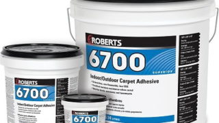 6700 glue - adhesive for outdoor mats