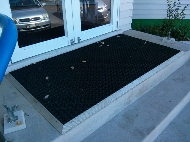 Outside Entrance Matting