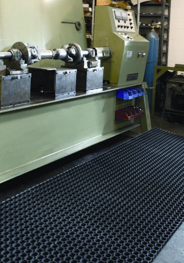 Heavy Duty Safety Matting